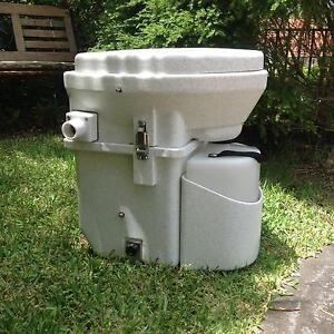 Composting toilet Natures Head Enviropro Sapphire Beach Coffs Harbour City Preview