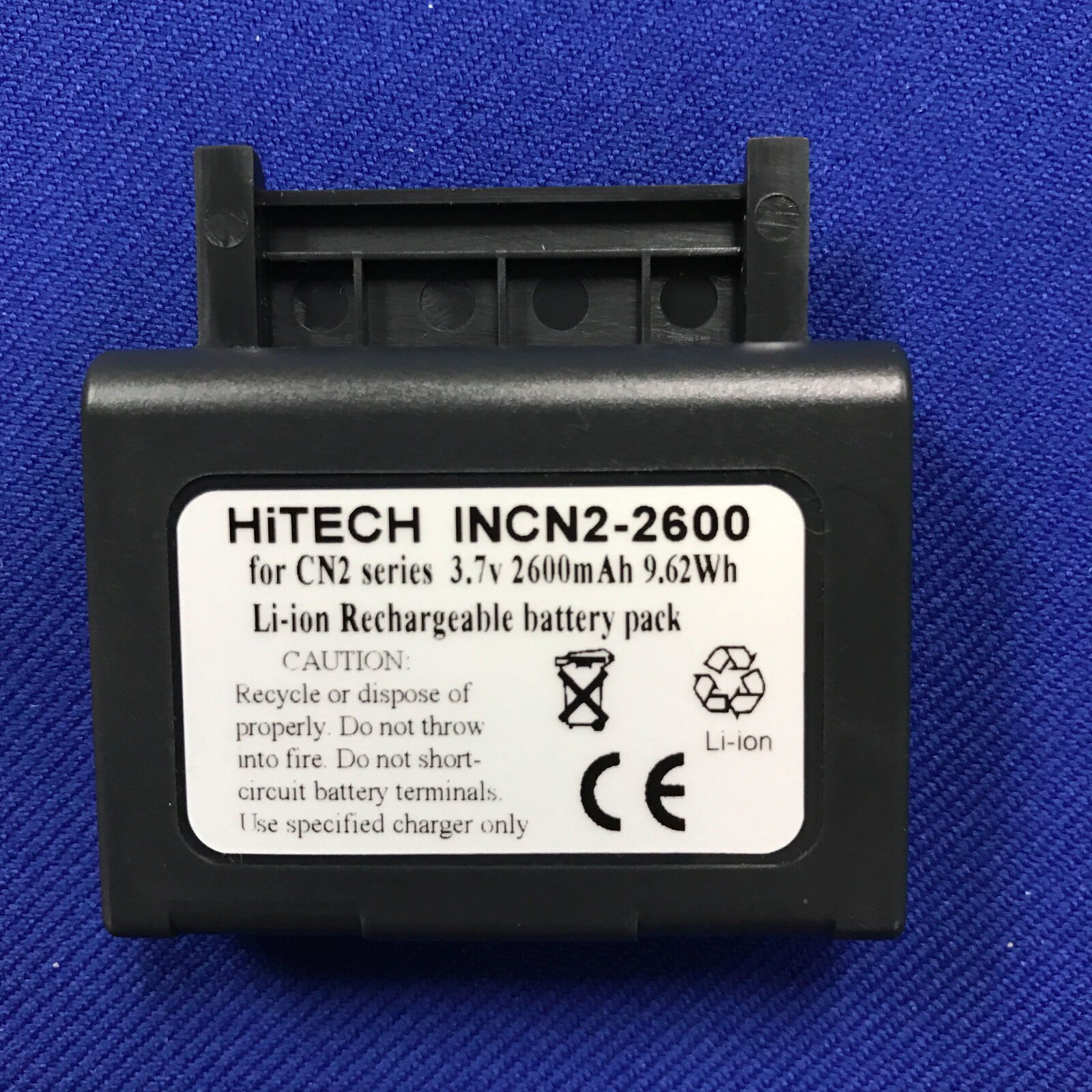 Hitech Battery(japan Li2.6a)for Intermec,honeywell203-778...