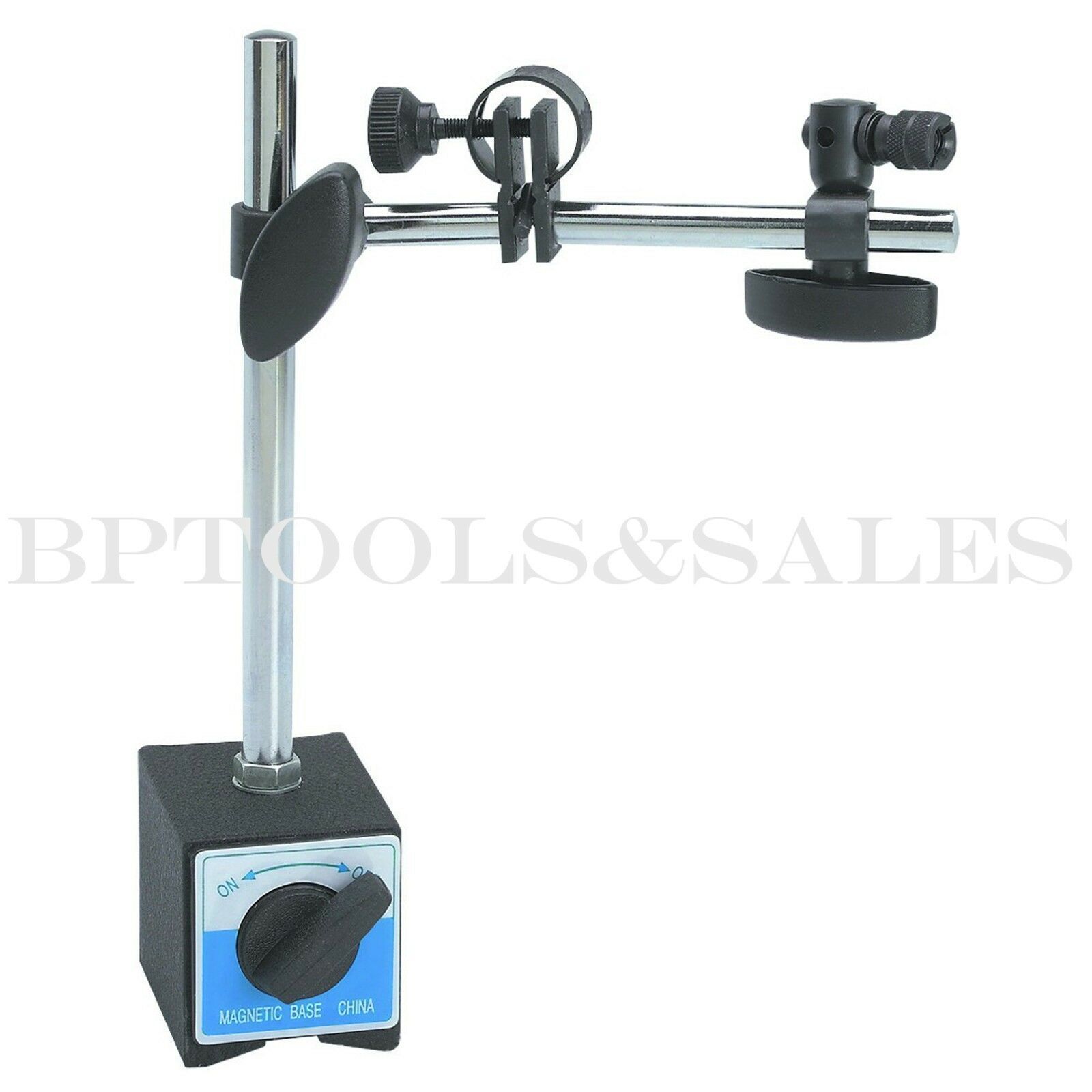 Magnetic Angle Indicator : Universal d deluxe magnetic base holder for dial test