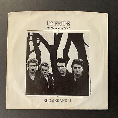 U2 - Pride ( In The Name of Love ) 1984 7