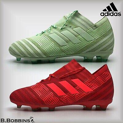 ⚽ £90 Adidas Nemeziz 17.1 FG Football Boots Size UK 13 1 2 3 4 5 5.5 Girls Boys