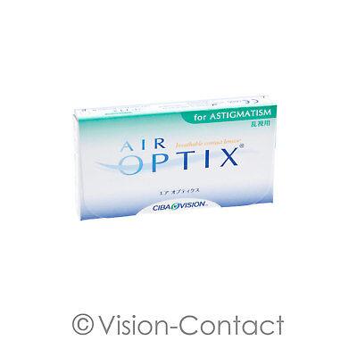 Air Optix for Astigmatism 1 x 3 torische Kontaktlinsen Monatslinsen von Alcon
