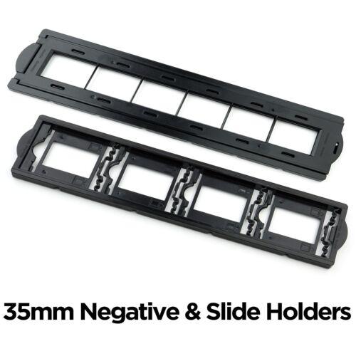Plustek 35mm Film Holder set ( Filmstrip and Mounted slide ),  8100/ 8200 series