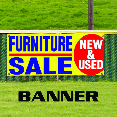 Furniture Sale New Used Business Promotion Advertising Vinyl Banner Sign