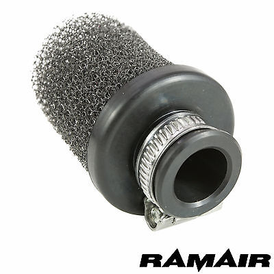 19mm ID Neck Mini Crankcase Breather Air Filter Oil 100% MADE IN THE UK - RAMAIR