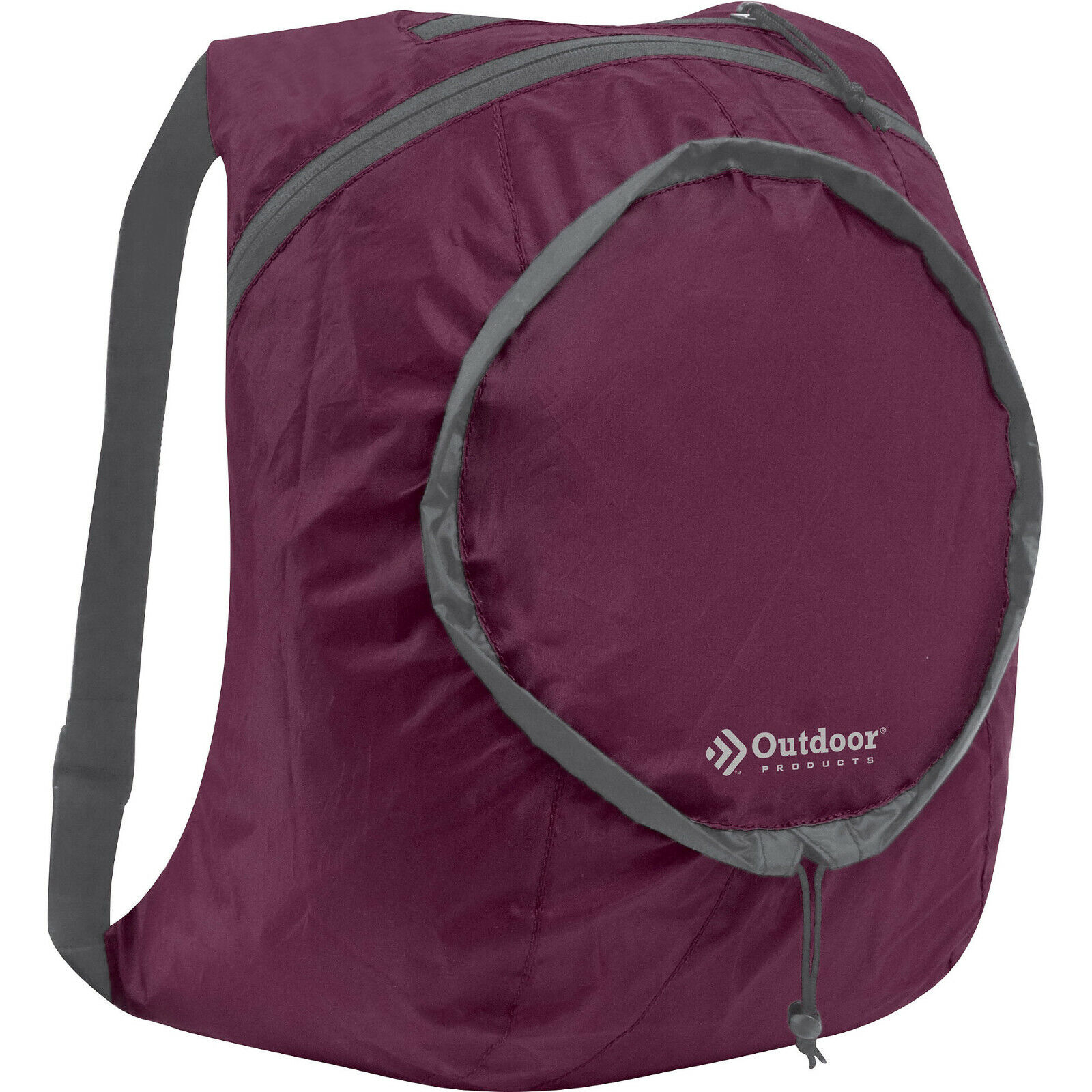 Outdoor Products Packable Day Pack Potent Purple - Outdoor P
