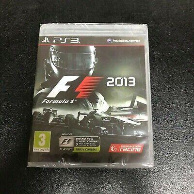 PS3 F1 Formula 1 2013 - Brand New in original wrapping comprar usado  Enviando para Brazil