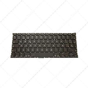 Teclado-Espanol-Spanish-SP-para-portatil-MacBook-Air-A1369-Only-for-MC503LL-A