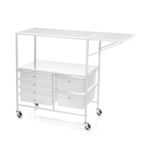 Essex Rolling Cart by Simply Tidy