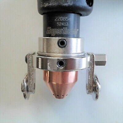 Roller Guide Cnc Shield Fit Hypertherm Powermax 6585105 Plasma Cutter Torch