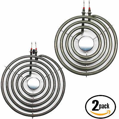 2 Pack Range/Stove Heating Element for Estate TES325KQ0, TES325MQ5, TES325MT5