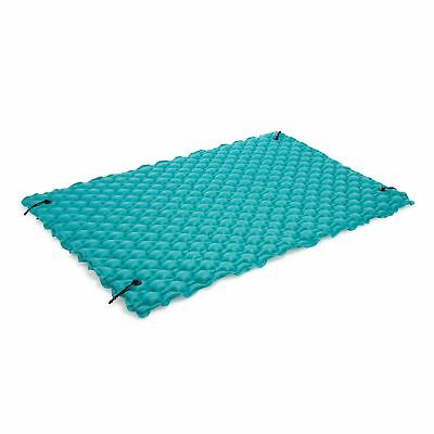 Intex Giant 9.5' Inflatable Floating Water Swimming Pool Lake Mat Platform Pad