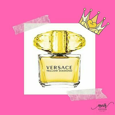 Versace Yellow Diamond EDT 5ml sample