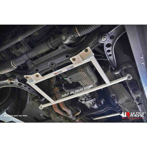 BMW E37 Z3 1.9 ROADSTER 95~02 ULTRA RACING 4 POINTS FRONT LOWER CROSMEMBER BRACE