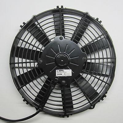 12V Spal Lüfter 309,5mm VA09-AP8/C-27A Motorsport Elektrolüfter saugend 1280m³/h