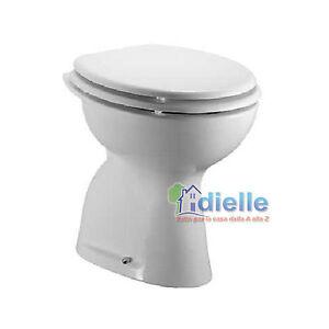 Vaso wc water sanitari bagno ideal standard lisa bianco for Sanitari bagno ideal standard