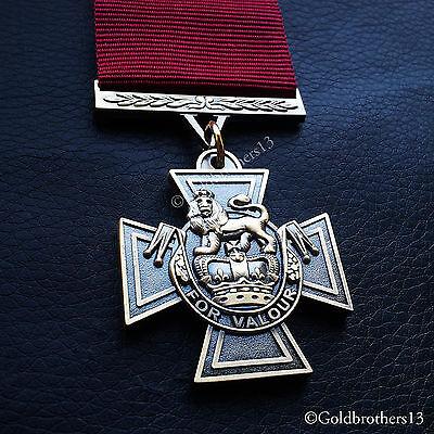 Victoria Cross Highest Military Cross Medal Decoration For Valour Unique Repro