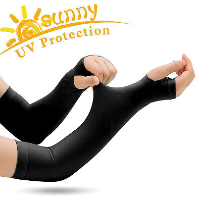 Basketball Arm Sleeves Arm Coolers Protective Gear SUN UV Solar Protection (Solar Sun Protection)