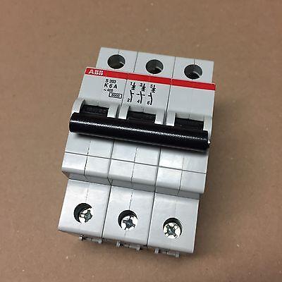 ABB / Leistungsschutzschalter Circuit Breaker / S203-K6A