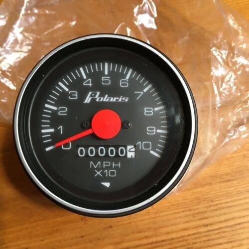 Vintage NOS 77 Polaris 3280032 Speedometer 78 TX TXL Cobra 340SS Colt Electra