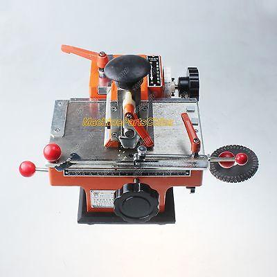 2.5mm Label Semi-automatic Sheet Embosser Metal Stamping Printer Marking Machine