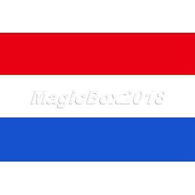 5' Outdoor Indoor Banner (3*5Ft Indoor Outdoor Sports Home Festival Party Netherlands Holland Flag Banner)