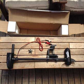 Jarvis Marine Water Snake electric boat or kayak motor