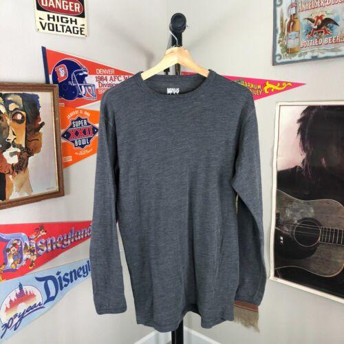 Minus33 Merino Wool Chocorua Base Layer Long Sleeve Gray Men