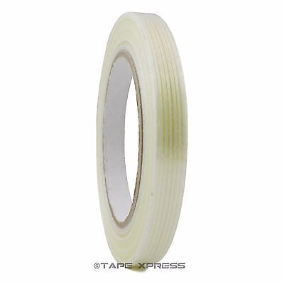 12 X 60 Yd Filament Reinforced Strapping Fiberglass Tape 3.9 Mil Free Shipping