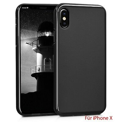 Protective Backside Case (Silicone Cover Case Protective for IPHONE x Backside Ultra Thin )