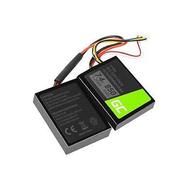 Batería J272/ICP092941SH para Altavoz Bluetooth Beats Pill 2.0 B0513, 850mAh
