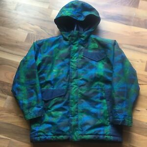 North face winter jacket youth 10/12