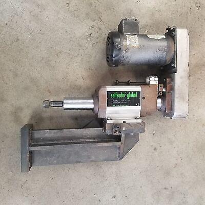 Sugino Gsb-4-1337u Selfeeder Global Pneumatic Feed Drilling Unit. - Used