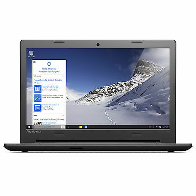 "Lenovo IdeaPad 15.6"" Laptop i3 2.2GHz 4GB 1TB Windows 10 (80QQ00M2US)"