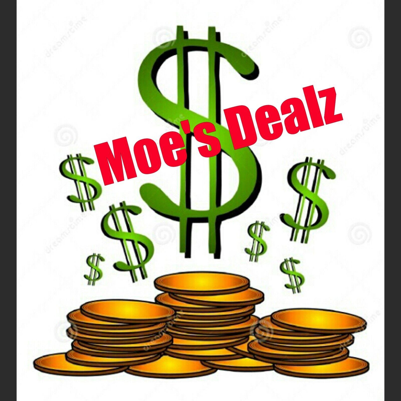 MoesDealz on eBay!