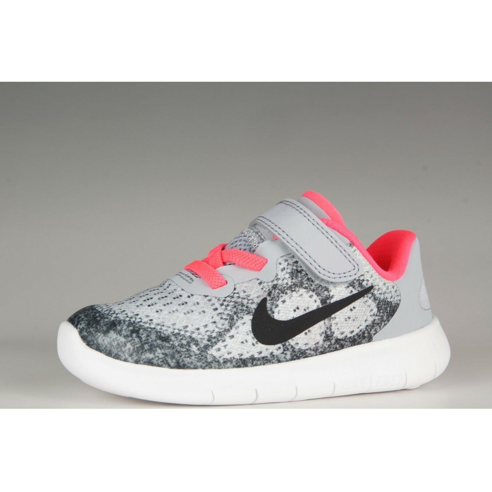 Nike Free RN 2017 (TDV) Baby und Kleinkinder Schuhe Neu Kinder Mädchen Sneaker