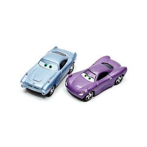 Mattel Disney Pixar Cars 2 Finn McMissile Holley Shiftwell 1:55 Diecast Loose