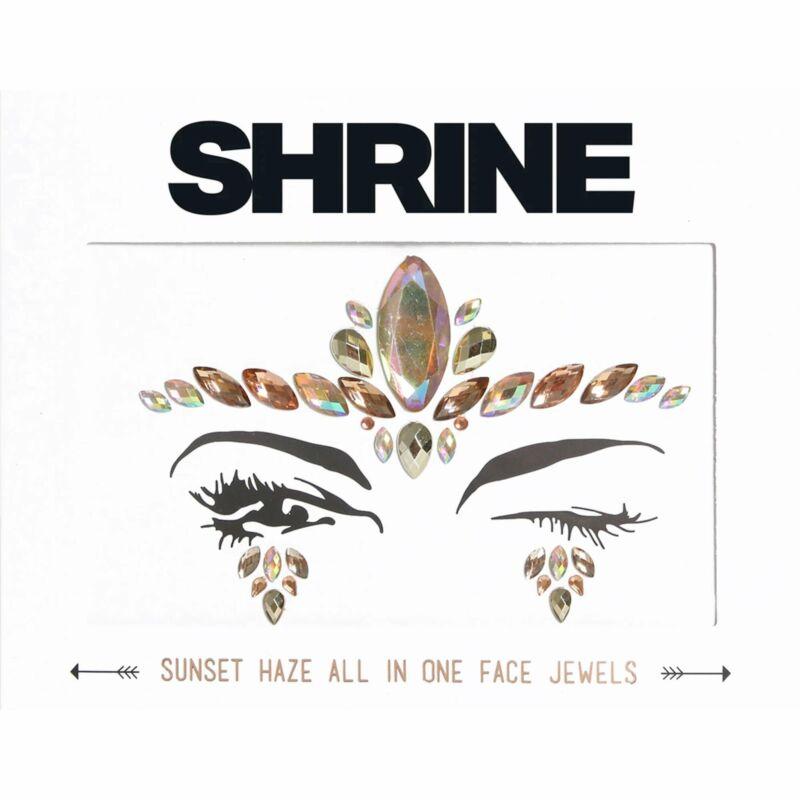 Shrine+-+Individual+Self+Adhesive+Jewel+-+Sunset+Haze+-+Iridescent+Gold+Bronzed