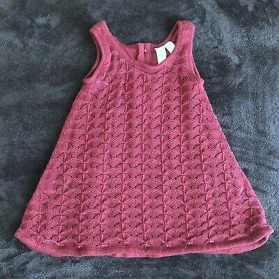 Girls MATILDA JANE Paint by Numbers Aurora Sweater Jumper Size 4 Dress Purple
