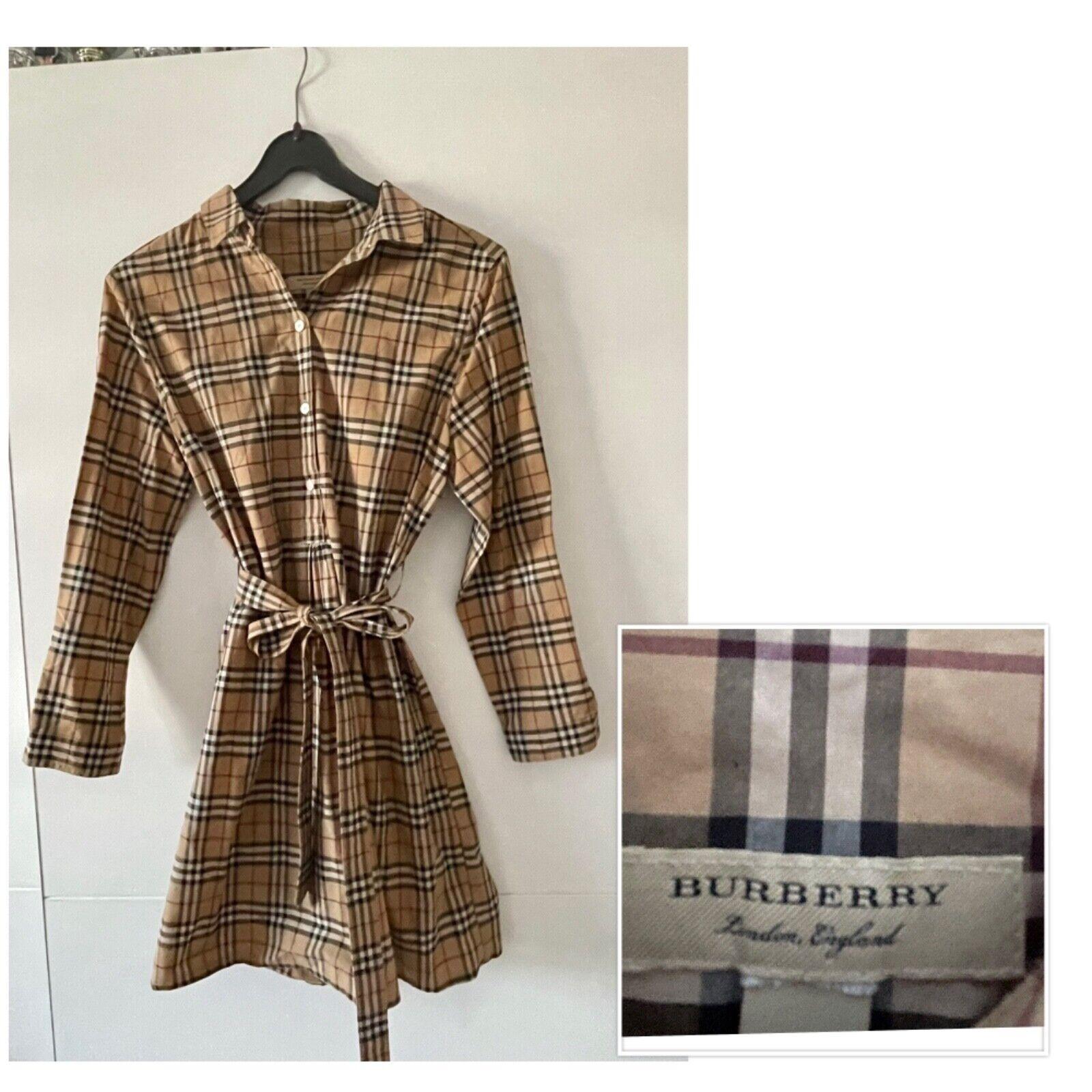 Burberry Kleid Größe 36/38