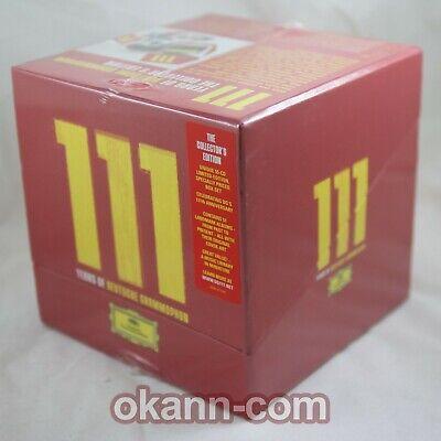 111 Years of Deutsche Grammophon 55 CD Box Set Collector