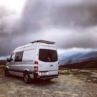 Wanted: Wanted Storage for Mercedes Sprinter anywhere near Sydney or surrounds