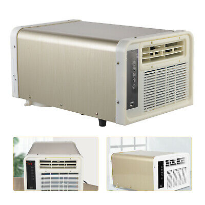 900W Air Conditioner Portable Mobile Air Conditioning Unit Cooler & Heater 220v