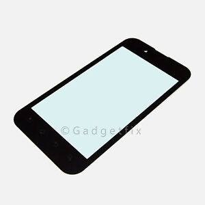 OEM LG Marquee LS855 Touch Glass Lens Panel Screen Digitizer Replacement Parts
