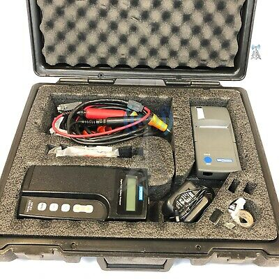 Midtronics Digital Cell Battery Analyzer 182-003a Printer W Case Ek031820
