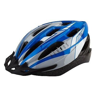 Aerius V19/Sport Bicycle Helmets/Md/Lg/Blue/Grey/19/Head Lock for sale  Shipping to India