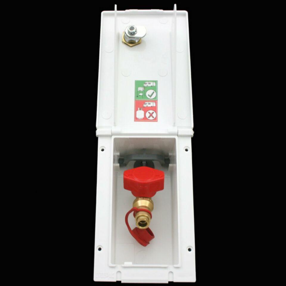 MPK Gas Gassteckdose Außensteckdose Versorgungsklappe in Bad Eilsen
