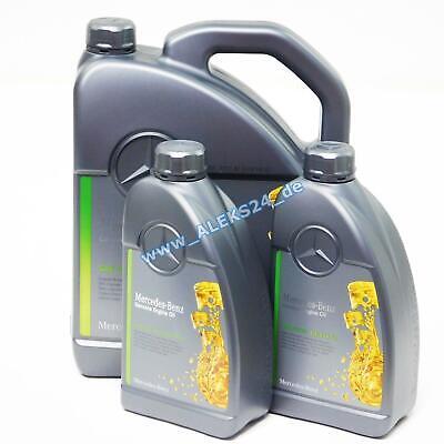 7L Orig Mercedes Synthetic Motoröl Ölservice 5W30 MB 229.51 A000989701 7 Liter