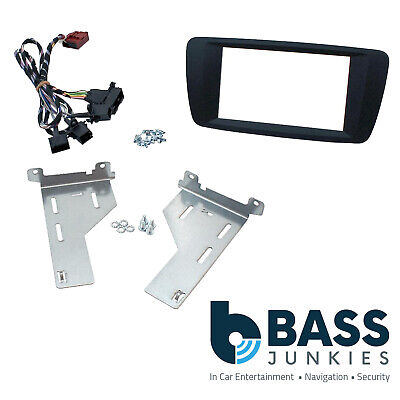 Connects2 CT24ST07 Seat Ibiza 2008-2014 Car Stereo Single Din Fascia Panel Plate