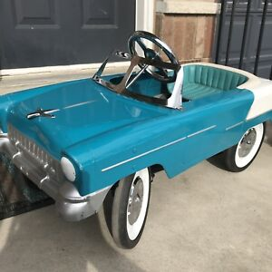 Various pedal cars for sale